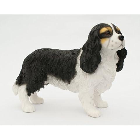Standing Cavalier King Charles Spaniel Dog Ornament, motivo: cani di razza Serie da collezione