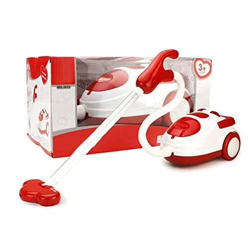 Delidraw Mini-Haushaltsspielzeug, Spielzeug für Küche, Kinderspielzeug, Staubsauger, Herd, Lernspielzeug