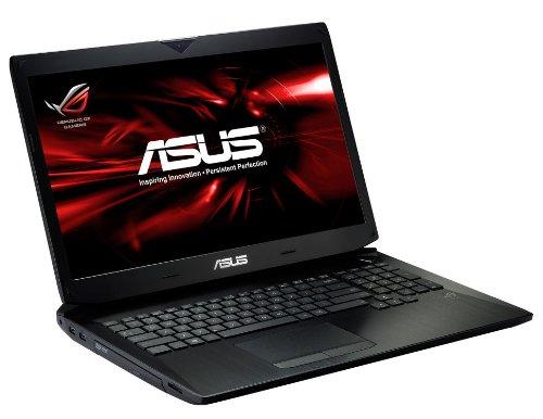 Asus G750JW-T4019H 43,9 cm (17,3 Zoll) Notebook (Intel Core i7 4700HQ, 2,4GHz, 8GB RAM, 1TB HDD, NVIDIA GTX 765M, Win 8) schwarz (I7-4700hq Notebooks Asus)