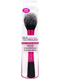 Real Techniques 1407M Blush Brush - Rougepinsel, 1er Pack (1 x 1 Stück)