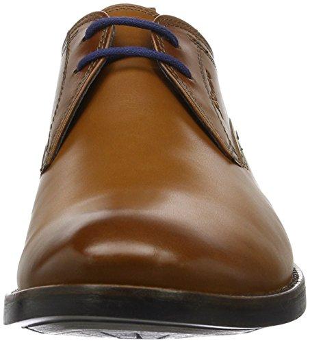 Sioux Herren Scivio-Hw-32577 Derby Braun (Cuoio)