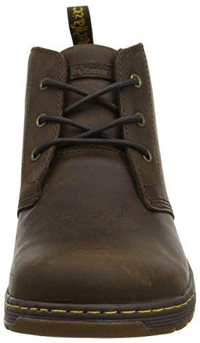 Dr. Martens Herren Emil Dark Brown Republic Chukka Boots Braun (Dark Brown)