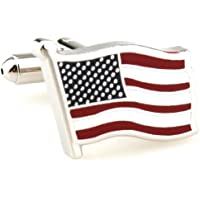 æ Uomo Red & White American Flag