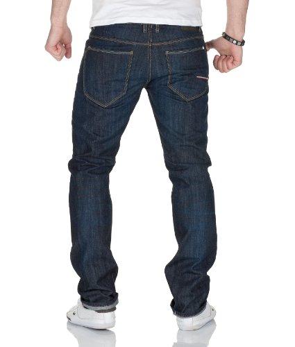 Blend Herren Jeans Niedriger Bund Twister / 6925 644 Blau