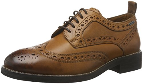 Pepe Jeans London Hackney W, Zapatos Brogue