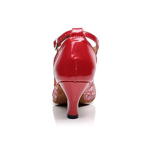 Miyoopark , Salle de bal femme Red-6cm Heel