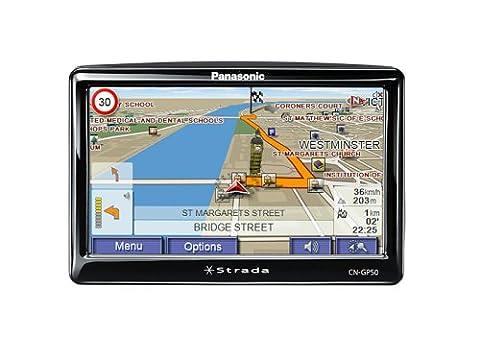 Panasonic CN-GP50N Système de Navigation Ecran LCD 5