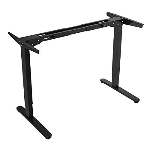 Flexispot E2B Höhenverstellbarer Schreibtisch Elektrisch höhenverstellbares Tischgestell, passt für alle gängigen Tischplatten. Mit...