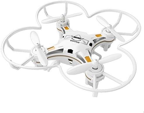Amyove Quadcopters FQ777 FQ777 FQ777 124 Drone RC Micro Drone De Poche 4CH 6Axis Gyroscope Commutable Contrôleur Mini Quadricoptère RTF RC Hélicoptère Kid Jouets White | Simple D'utilisation  affd58
