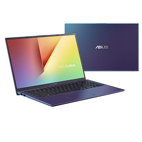 "Asus Vivobook S S512DA-EJ892T PC Portable 15"" FHD (AMD R5, 8Go de RAM, 1To HDD1, 128Go SSD, Windows 10) Clavier AZERTY Français"