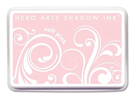 Hero Arts Shadow encres-Soft Pink