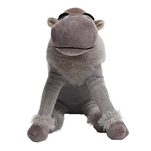 ahzha Süße Nashorn Plüsch Spielzeug, Plüsch Puppen gefüllt Spielzeug Geschenke, Kawai Plüsch Tiere, Baby Kissen Spielzeug 20 cm 20cm