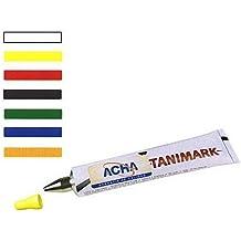 Pinturas para marcar metal Markal B Paintstiks blanco madera y goma