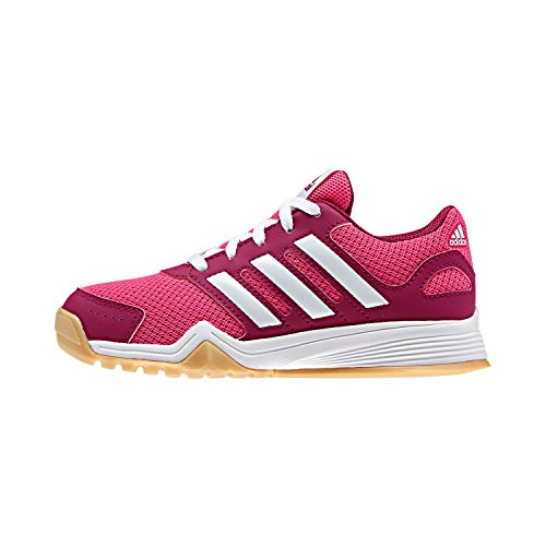 "Boys Laufschuh ""Interplay Lace K"" PINK/WEISS/BERRY"