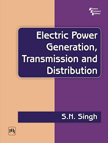 Electric Power Transmission And Distribution By Sivanagaraju S Pdf