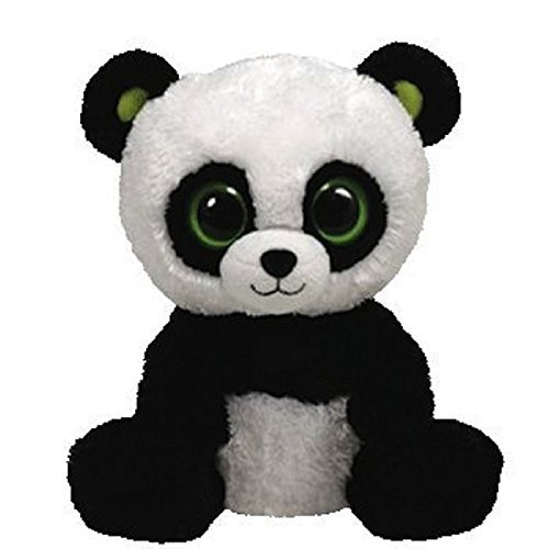 cb4bf5ef6fa Ty Inc Beanie Boo Plush Stuffed Animal Bamboo Panda by Ty Inc.