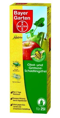 Bayer garten 79464959 fruits et gemÃ1/4se-regards. ¨ dlingsfrei, 250 ml