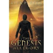 [ The Genesis Allegory Berg, Alex P. ( Author ) ] { Paperback } 2014