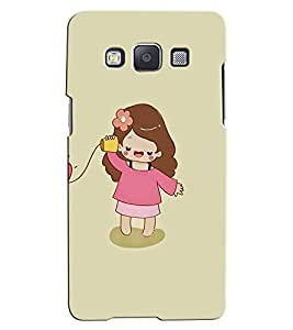 Citydreamz Little Baby/Cartoon Hard Polycarbonate Designer Back Case Cover For Samsung Galaxy Core Prime G360H/G361H