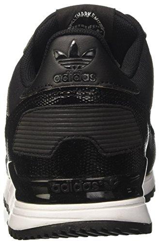 adidas Zx 700, Sneaker Bas Cou Femme Noir (Core Black/Core Black/footwear White)