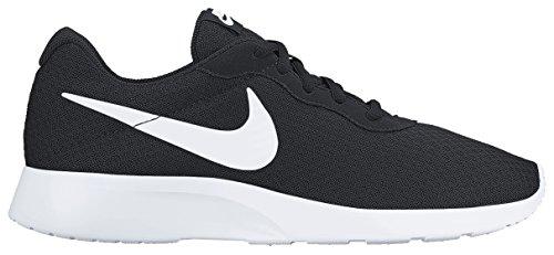 Nike Tanjun, Scarpe da Ginnastica Uomo, Nero (Black/White), 40 EU