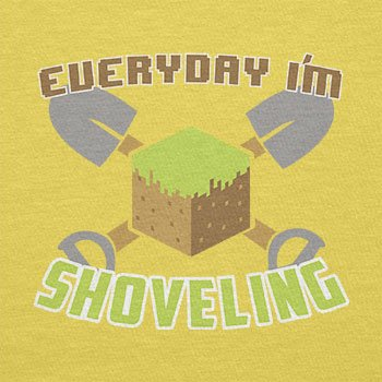 Texlab–Everyday SHOV eling–sacchetto di stoffa Gelb