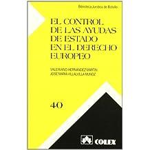 Control de las ayudas de estado dcho.eur