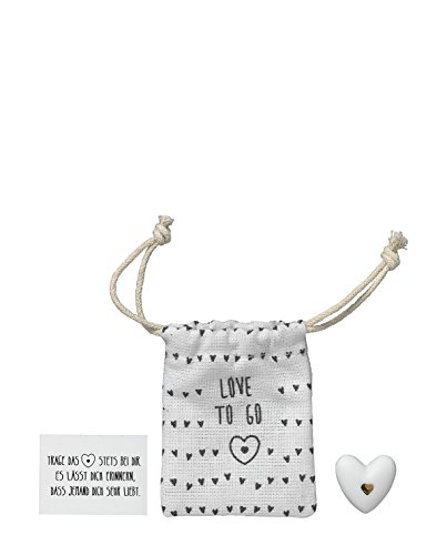 HERZSTÜCKE Kleine Taschenbegleiter - Herz
