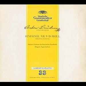 Bruckner : Symphonie n° 9 en ré mineur (1954)