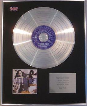 Culture Beat CD Platinum Disc Serenity