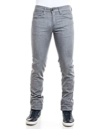 CUB Jeans ALEX L38 grey metal - Jeans Homme Long