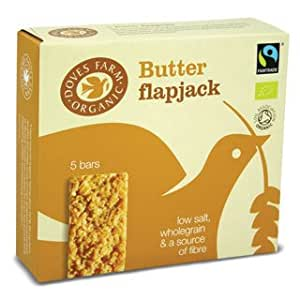 Doves Farm Butter Flapjack Organic 5X40G