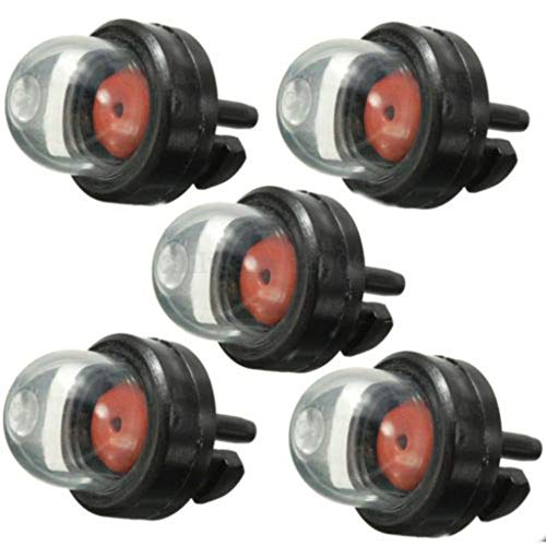 Htfrgeds 5pcs Trimmer Primer Bulbs Gas Combustible