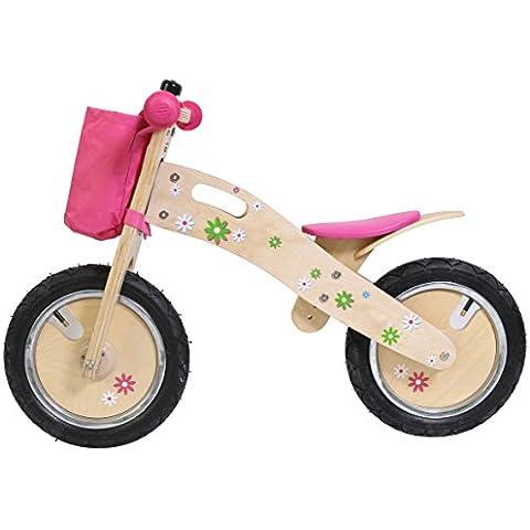 Eureka madera Acrobat Bike Training (rosa)