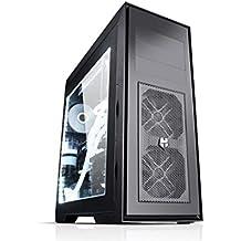 Nox Hummer TX - Caja de ordenador torre ATX, color negro