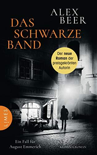 Buchseite und Rezensionen zu 'Das schwarze Band' von Alex Beer