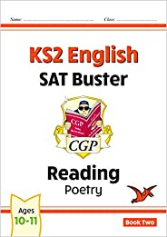 New KS2 English Reading SAT Buster: Poetry - Book 2 (for the 2022 tests)