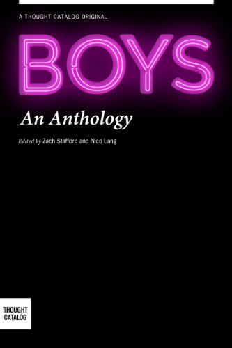 Boys: An Anthology (English Edition)