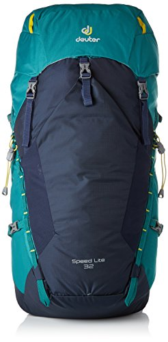 f2981b1377 Deuter Speed Lite 32, Zaino Unisex-Adulto, Blu (Navy-Alpinegreen)