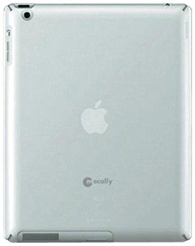 Macally Snap-2C Schutzhülle für Apple iPad 2 transparent Macally Snap