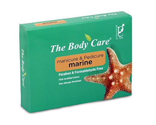 The Body Care marine hand and foot kit mini set of 6  available at amazon for Rs.120
