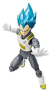Bandai Tamashii Nations Super Saiyan God Super Saiyan Vegeta Dragon Ball Super Action Figure