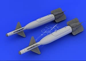 Eduard EDB632013 - Kit de Bomba guiada 1:32 -GBU-24, Variado
