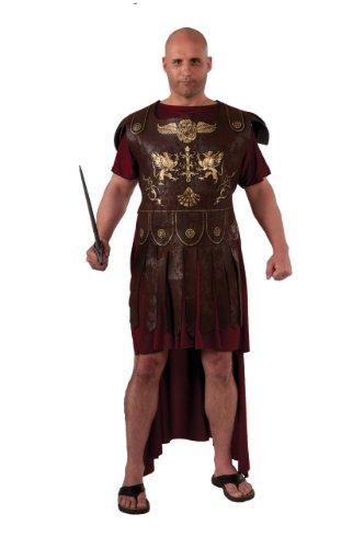 römischer Gladiator Kostüm für Herren Gr. XL, (Kostüm Gladiator Film)