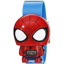 BulbBotz Marvel y DC Universe Super Hero Cuarzo Relojes