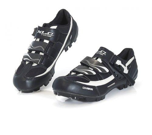 XLC Pro SL adulti guanti da MTB per Shoes Dirty CB ltn141at12-m01 nero/argento