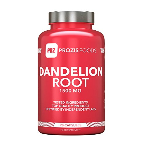 Dandelion Root 1500 mg 90