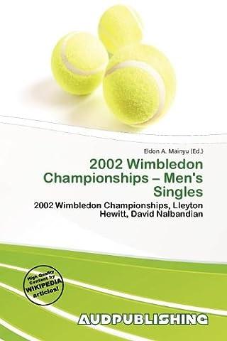 2002 Wimbledon Championships - Men's Singles