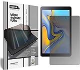 dipos I Blickschutzfolie matt passend für Samsung Galaxy Tab A 10.5 Sichtschutz-Folie Display-Schutzfolie Privacy-Filter