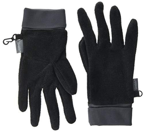 Sterntaler Jungen Fingerhandschuh Gants, Gris, 7 Handschuhe, Grau (Anthrazit Mel. 592), One Size (Herstellergröße: 7)